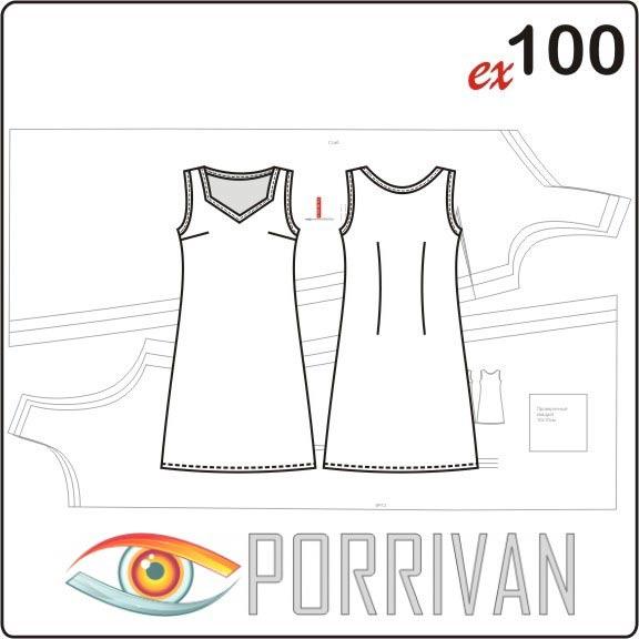 1876d4ae41e 5 шагов к новому платью с простой выкройкой - Porrivan