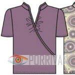 Женские блузки: симметрия и асимметрия