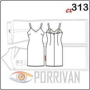 Размеры платья 44, 46, 48, 50