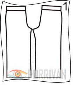 Как сшить брюки