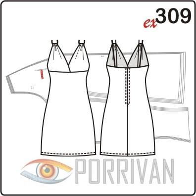 e9a6d99d78c Бесплатные выкройки одежды в натуральную величину