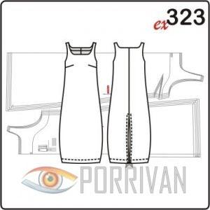 Викрійка сукні балон - Різне - Все про шиття - Ший сама b29b8aae4b098
