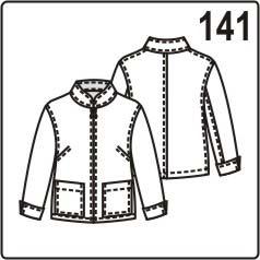 2 бесплатные выкройки женских курток