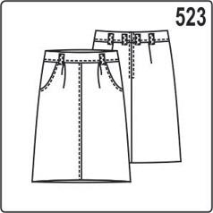 d88c360de796 Бесплатные выкройки одежды в натуральную величину